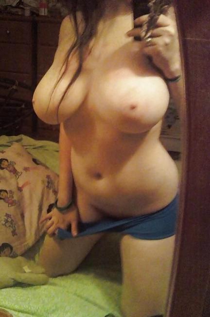 эротические фото селфи