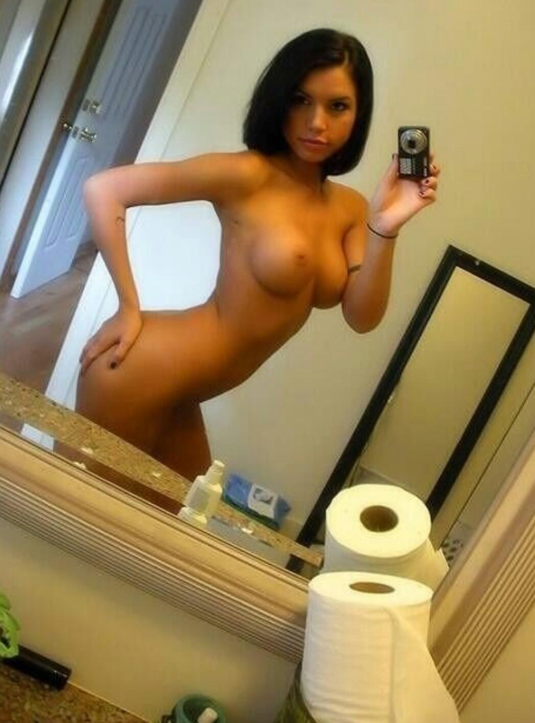 ass naked women selfies